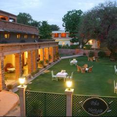Polo Heritage Hotel in Jodhpur