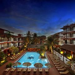 Pride Sun Village Resort & Spa in Goa