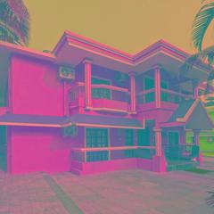 Private 6 Bedroom Villa With Swimming Pool in Calangute