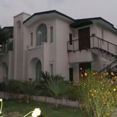 The Hridayesh Spa And Resort in Corbett