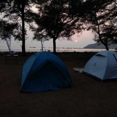 Raptor Camping in Srivardhan