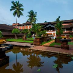 Raviz Resort And Spa Kadavu in Kozhikode