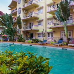 Renton Manor Resort in Arpora