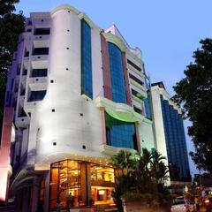 Residency Tower in Thiruvananthapuram