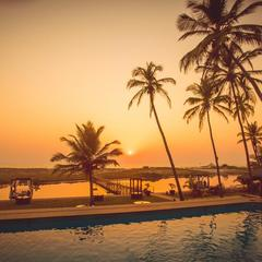 Riva Beach Resort in Goa