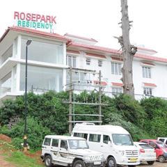 Rosepark Residency in Udagamandalam