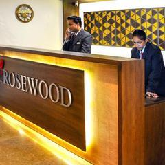Rosewood Apartment Hotel - Pantnagar in Rudrapur