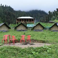 Royal Himalayan Camping in Manana