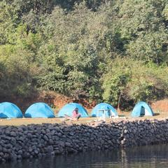 Sahyardri Tourisum Camping in Bhandardara