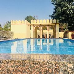 Sajjan Bagh Heritage Resort in Pushkar