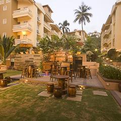 Sandalwood Hotel & Retreat in Goa