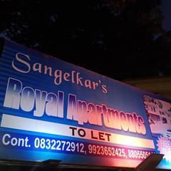 Sangelkar Royal Apartments in Solim
