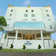 Shravanthi Sarovar Portico in Bengaluru