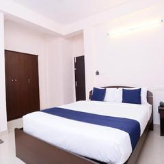 Silverkey Executive Stays 29252 Jobby Technopark in Thiruvananthapuram