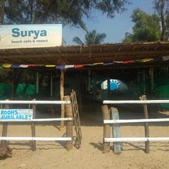 Surya Beach Resort in Gokarna