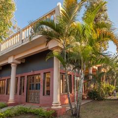 Syra, Villa With A Stunning View in Panchgani
