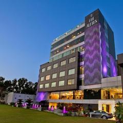 The Altius A Boutiqe Hotel in Chandigarh