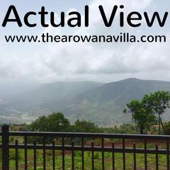 The Arowana Villa in Panchgani