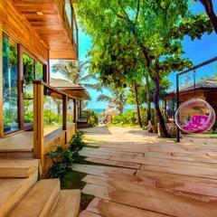 The Baga Beach Resort in Goa