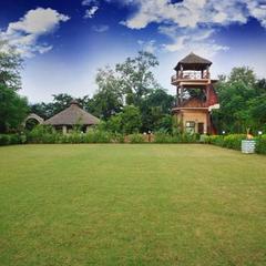 The Corbett View Resort in Ramnagar
