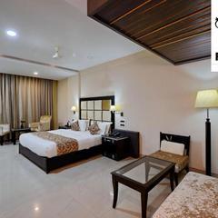 The Floret Hotel in Bhilai