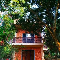 The Garden Bungalow in Shanti Niketan