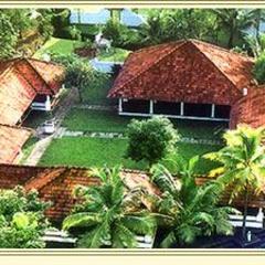 The Lake Village Resort in Kottayam