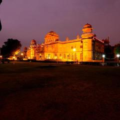 The Lallgarh Palace - A Heritage Hotel in Bikaner