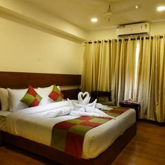 The Palms Hotel in Kottayam