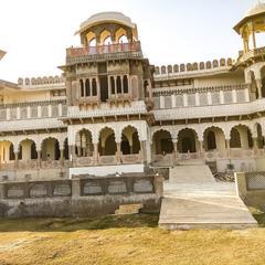 The Pushkar Bagh in Pushkar