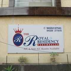 The Royal Residency in Perambalur
