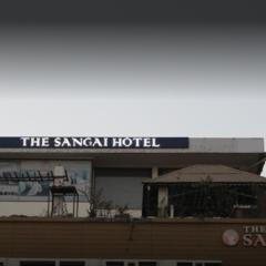 The Sangai Hotel in Imphal