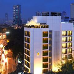 The Shalimar Hotel, Kemps Corner in Mumbai