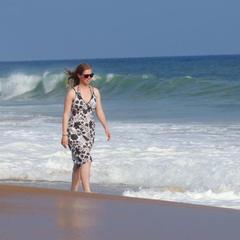 The Travancore Heritage Beach Resort in Thiruvananthapuram