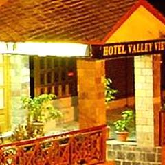 The Valley View Resort in Manali