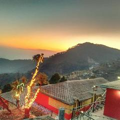 The Wood Nest By Opensky-khurpatal in Nainital