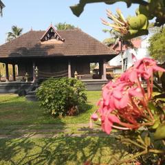 Travancore Palace in Shertallai