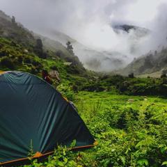 Triund,kareri Adventures,kasol-paravati Camps in Dharamshala