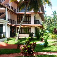 True Blue Beach Resort in Varkala