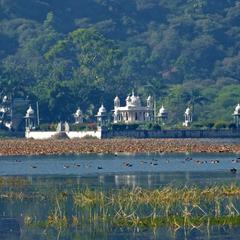Udai Bilas Palace in Dungarpur