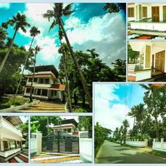 Vazhapanallil House in Angamaly