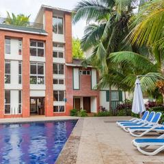 Villa With A Pool In Arpora, Goa, By Guesthouser 61853 in Arpora