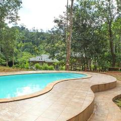 Villa With A Pool In Lakkidi, Wayanad, By Guesthouser 33386 in Vayittiri