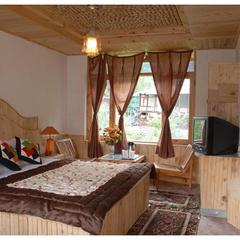 Village Heart Cottage in Manali