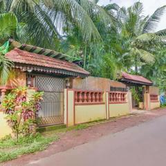 Well-appointed Accommodation For 2, 550 M From Sinquerium Beach/70160 in Goa Velha