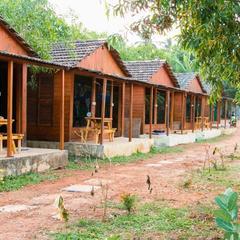 Wonderland Hostel in Anjuna