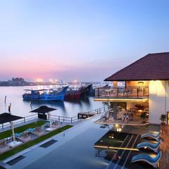 Xandari Harbour in Cochin