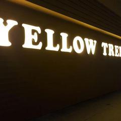 Yellow Tree in Jamshedpur