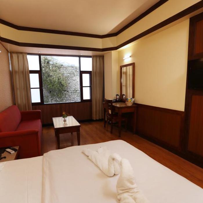 Hotel Vishnu Palace Mussoorie Reviews Photos Prices Check
