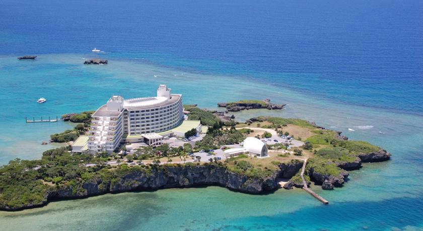 Ana Intercontinental Manza Beach Resort In Okinawa